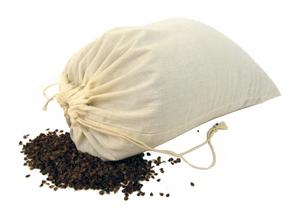 Bilde av Cotton refill bag with